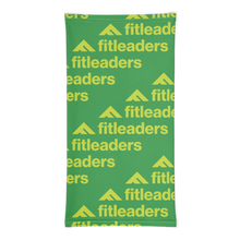 Fit Leaders Green Neck Gaiter - Fit Leaders