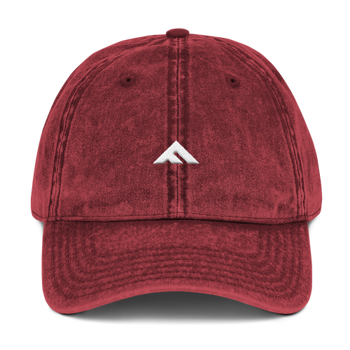 Fit Leaders logo Vintage Cap - Fit Leaders