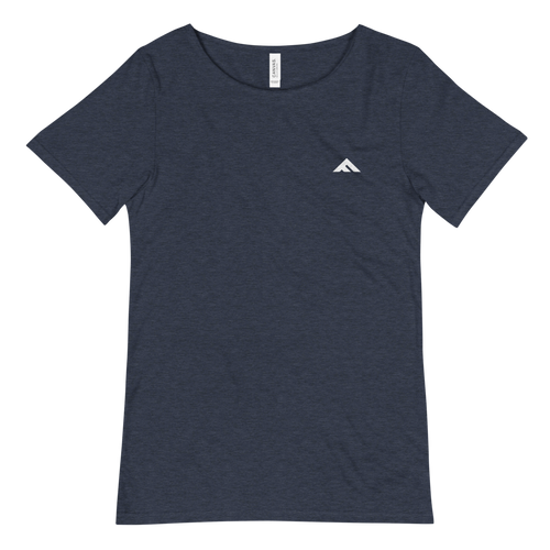 Fitleaders Men's Logo Raw Neck Tee - Fit Leaders