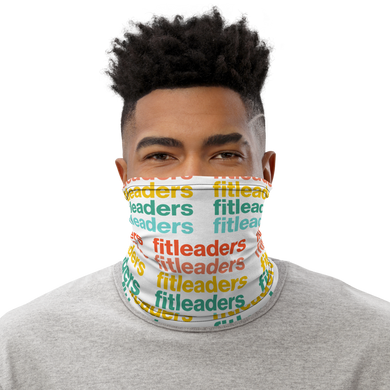 Good Vibrations Neck Gaiter by Fit Leaders - Fit Leaders