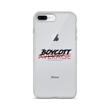 Boycott Average iPhone Case - Fit Leaders