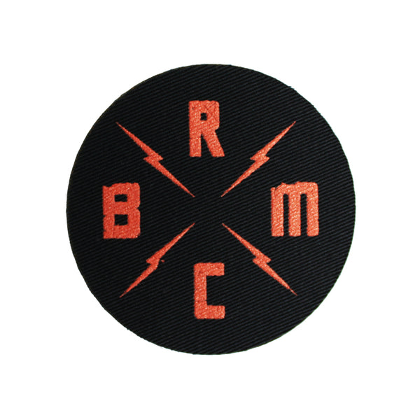 BRMC LIGHTNING LOGO PATCH
