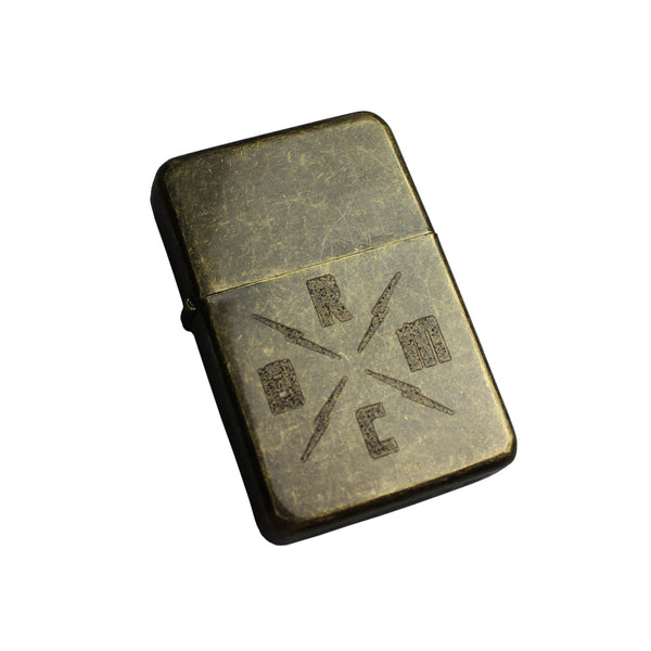BOLTS BLACK ZIPPO STYLE LIGHTER