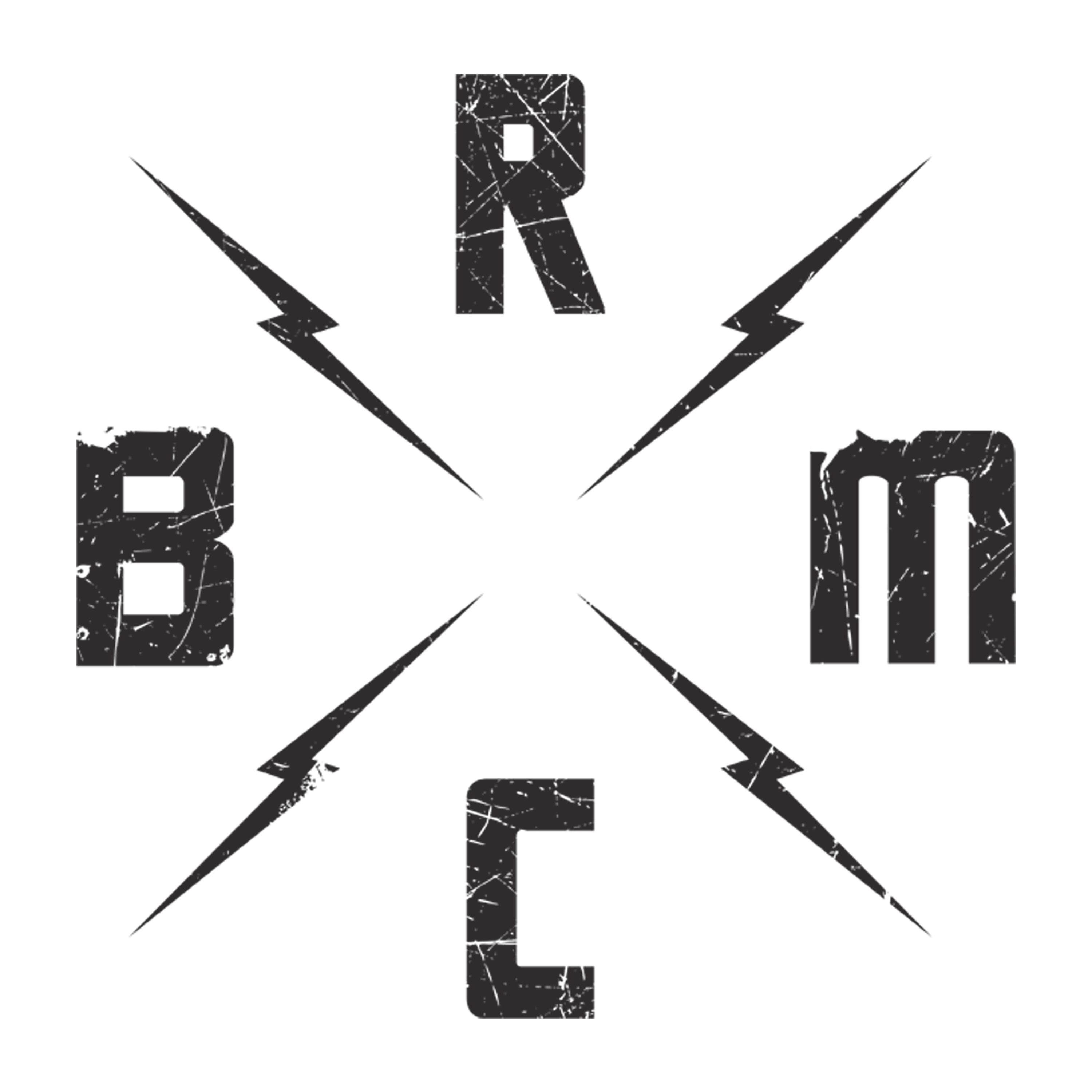 Black Rebel Motorcycle Club UK logo