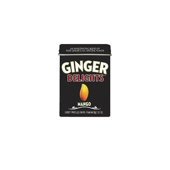 【Big Sky Brands • Ginger delights】芒果味