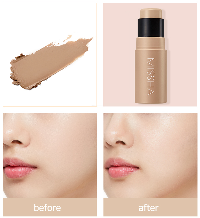 MISSHA Velvet Like Color Stick (Crema Filter)