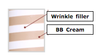 Ingredient SIGNATURE WRINKLE FILL-UP BB CREAM SPF37/PA++