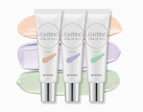 MISSHA Lighting Tone Up Base SPF30 PA++ (20ml) Concept
