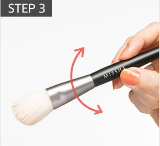 MISSHA Artistool Cheek & Shading Brush #203 (1P) Direction