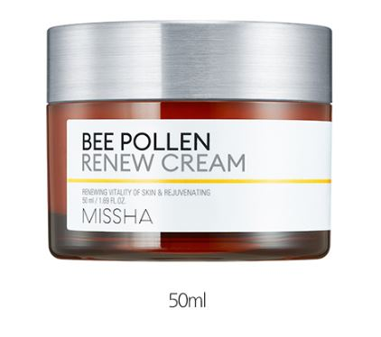 MISSHA Bee Pollen Renew Cream (50ml)