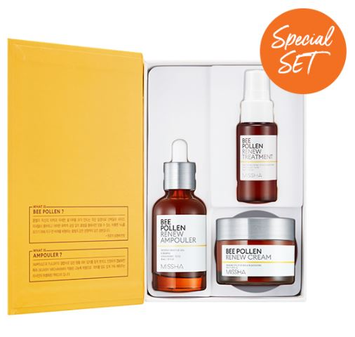 MISSHA Bee Pollen Renew Special Set [3]