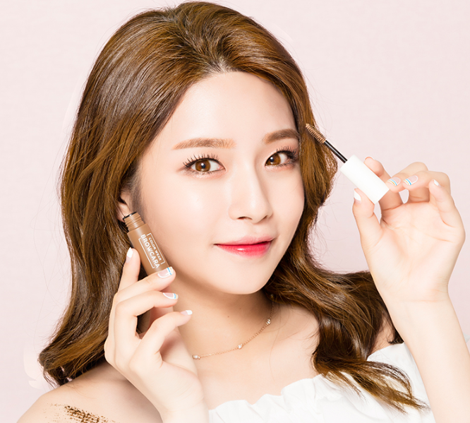 MISSHA Color Wear Browcara Concept