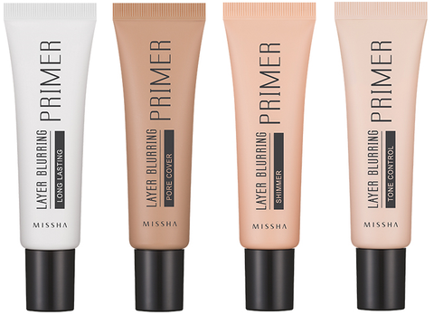 MISSHA Layer Blurring Primer