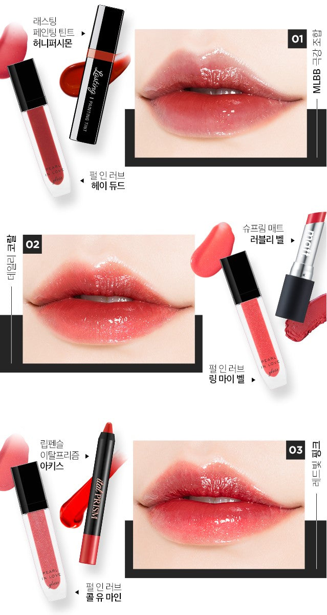 MISSHA Pearl In Love Gloss Concept