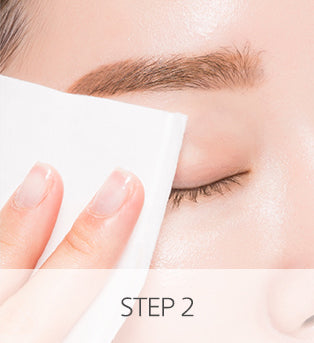MISSHA Perfect Lip & Eye Make-Up Remover Direction