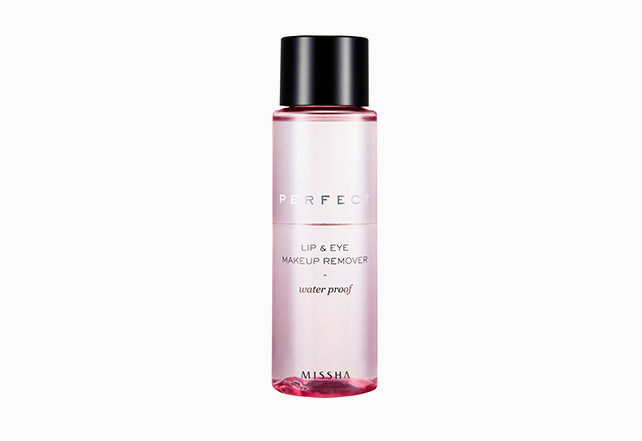 MISSHA Perfect Lip & Eye Make-Up Remover (Water-Proof) (100ml)