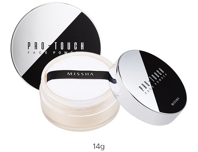 MISSHA Pro-Touch Face Powder SPF15/PA++ (No.21) (14g)