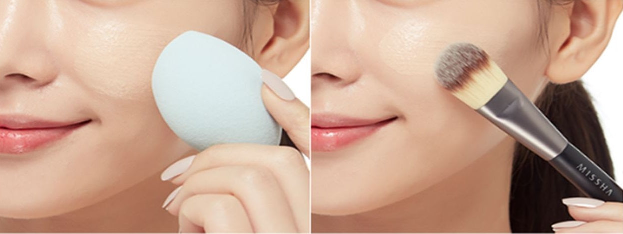 MISSHA Radiance Foundation Direction