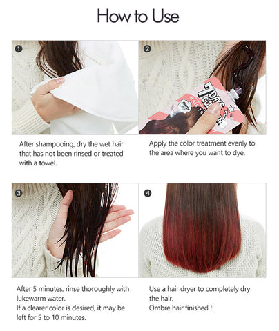 MISSHA Seven Days Coloring Hair Treatment