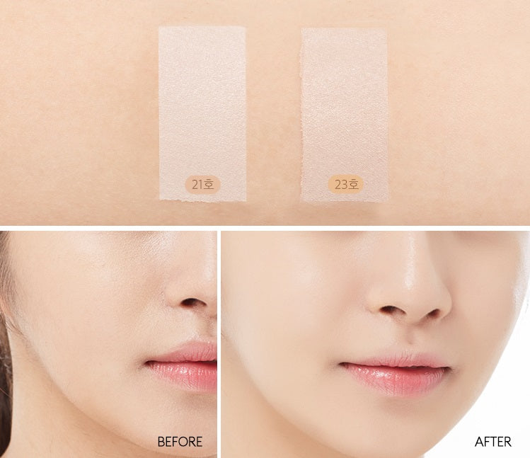 MISSHA Signature Wrinkle Fill Up BB Cream SPF37/PA++ (No 21) (44g) Color