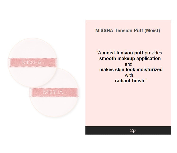 MISSHA Cover Glow Cushion Set