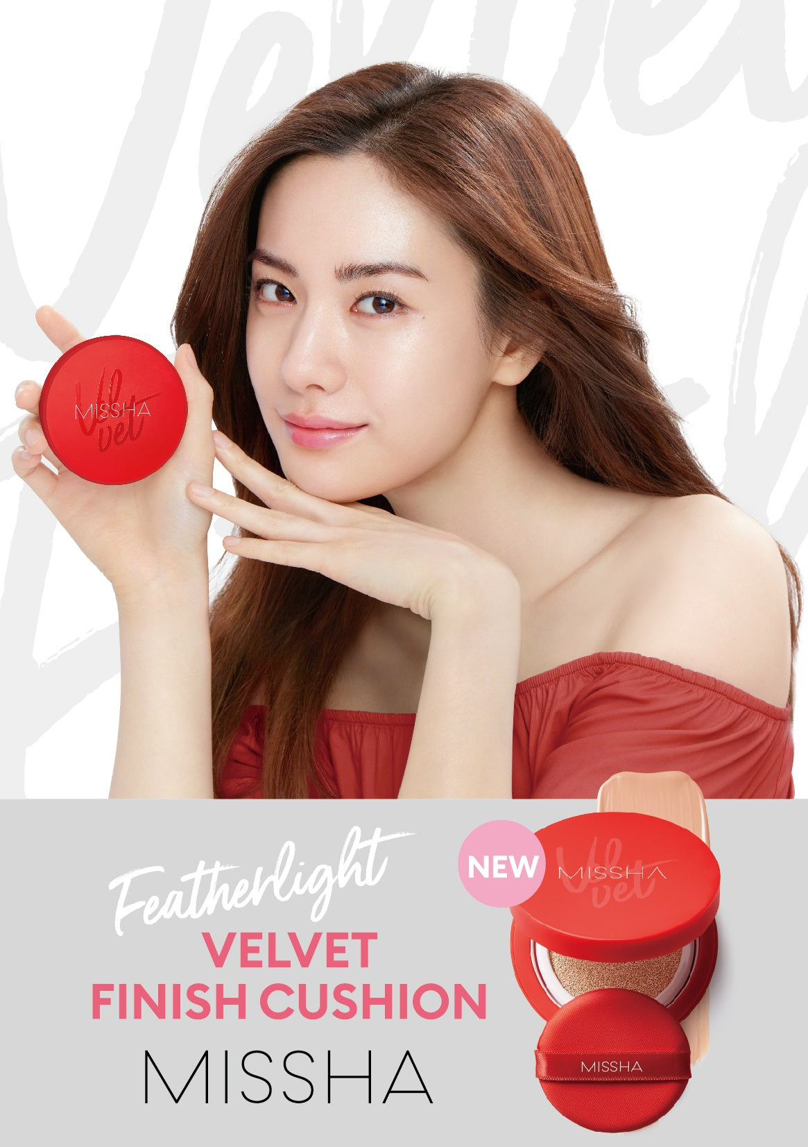 MISSHA Velvet Finish Cushion Collection