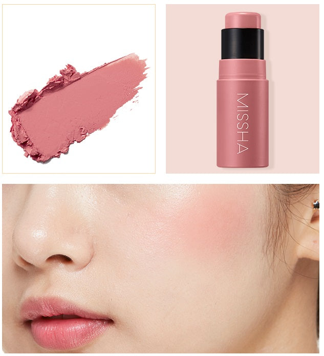 MISSHA Velvet Like Color Stick (Mystery Rose)