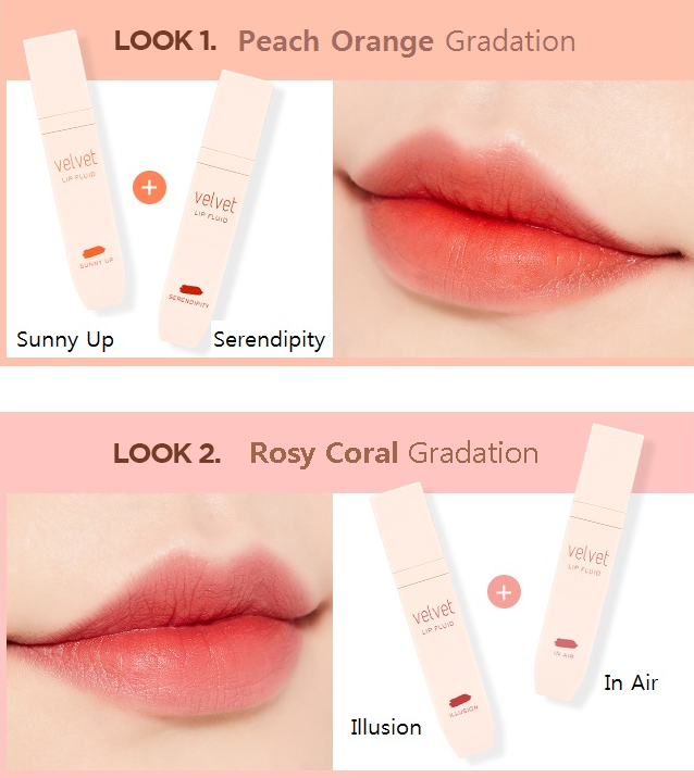 MISSHA Velvet Lip Fluid Color Match