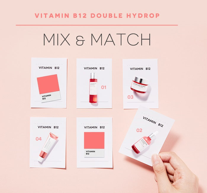 MISSHA Vitamin B12 Double Hydrop Mix and Match