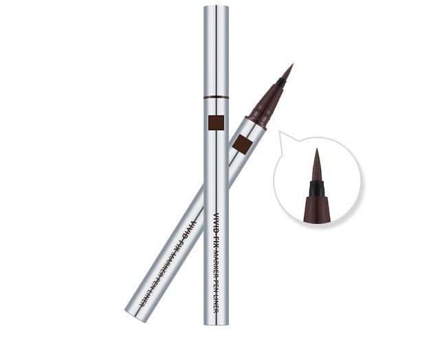 MISSHA Vivid Fix Marker Pen Liner (Deep Brown) (0.6g)