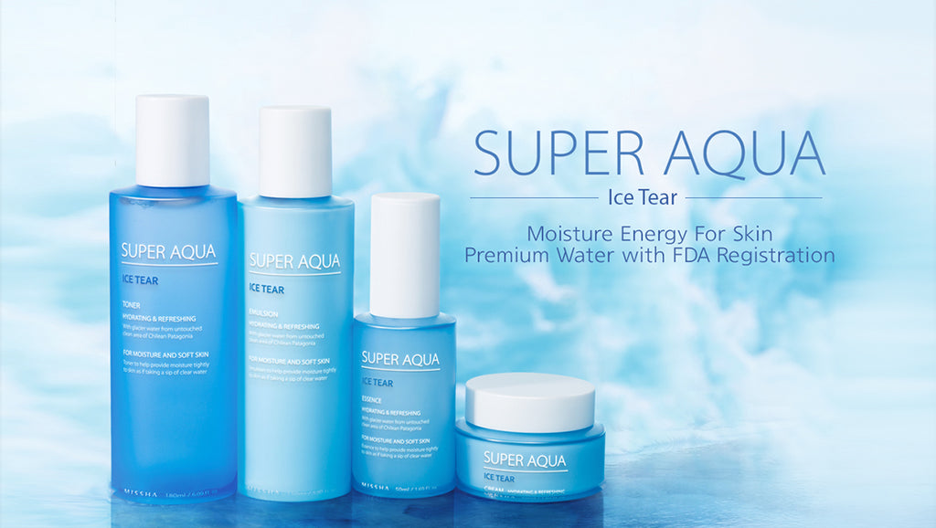 Super Aqua Ice Tear