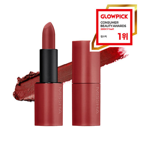 MISSHA Dare Rouge (Velvet/Final Hot) (3.5g)