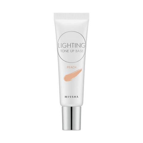 MISSHA Lighting Tone Up Base SPF30/PA++ (Peach) (20ml)