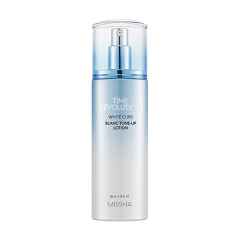 MISSHA Time Revolution White Cure Blanc Tone-Up Emulsion (2019) (130ml)