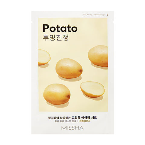MISSHA Airy Fit Sheet Mask (Potato) (0.19g)