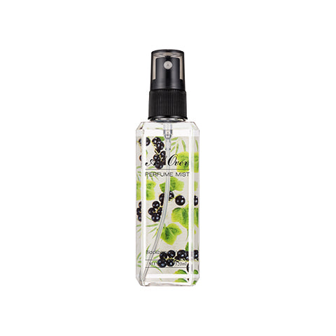 MISSHA All Over Perfume Mist (Blackberry And Vetiver) (120ml)