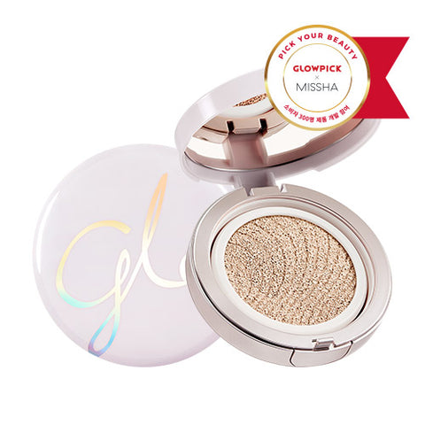 MISSHA Cover Glow Cushion (No.19/Ivory) (12g)