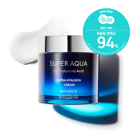 MISSHA Super Aqua Ultra Hyalron Cream (70ml)