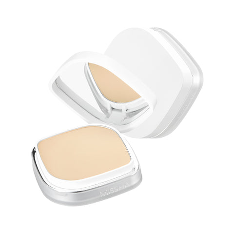 MISSHA Signature Science Blanc Pact SPF50+/PA+++ (Sand) (No.23 Medium Beige) (9g)