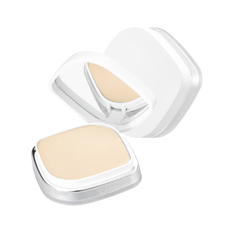 MISSHA Signature Science Blanc Pact SPF50+/PA+++ (Vanilla) (No.21 Light Beige) (9g)