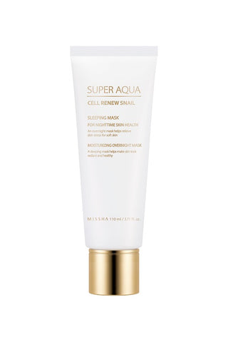 MISSHA Super Aqua Cell Renew Snail Sleeping Mask (110ml)