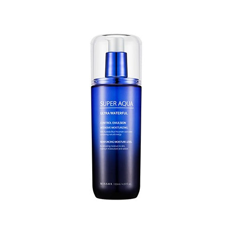 MISSHA Super Aqua Ultra Waterful Control Emulsion (130ml)
