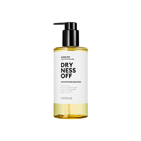 MISSHA Super Off Cleansing Oil (Dryness Off) (305ml)
