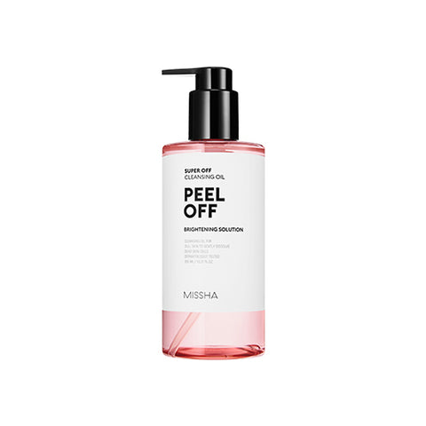 MISSHA Super Off Cleansing Oil (Peel Off) (305ml)