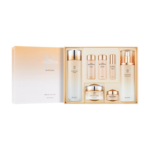 MISSHA Time Revolution Nutritious Special Set II