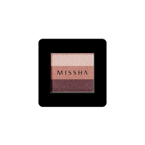 MISSHA Triple Shadow No.5 (Vintage Plum) (2g)