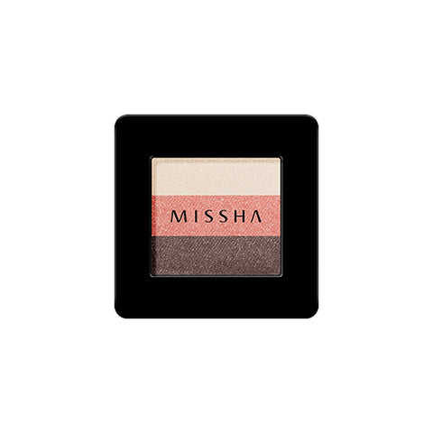 MISSHA Triple Shadow No.9 (Coral Spring) (2g)