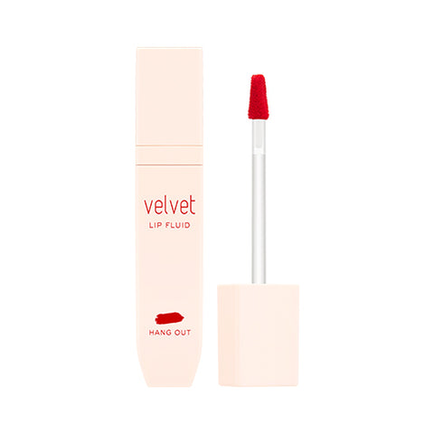 MISSHA Velvet Lip Fluid (RD02/Hang Out) (4.5ml)