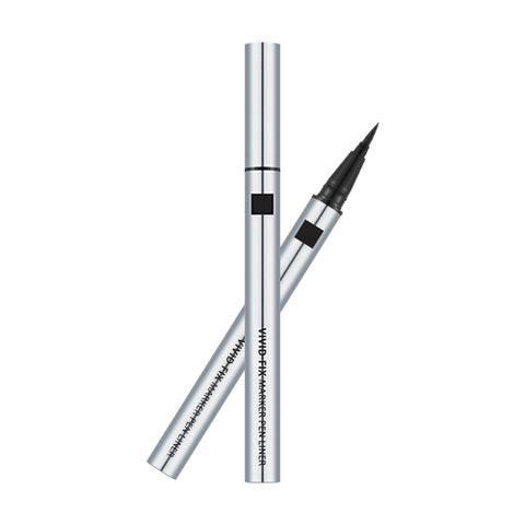 MISSHA Vivid Fix Marker Pen Liner (Deep Black) (0.6g)