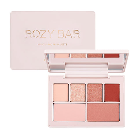 MISSHA My Pocket MoodnMore Palette (No2. Rozy Bar) (8.5g)